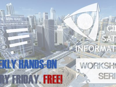 FREE Hands-on Workshop Series. Every Friday at Cipta Satria Training Center!