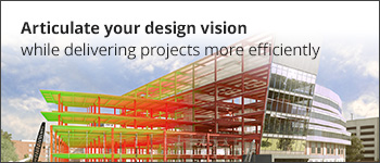 Articulate your design vision while delivering projects more efficiently